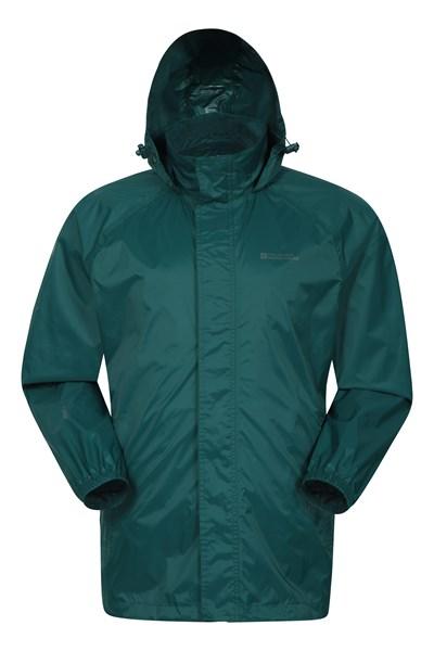 Pakka Mens Waterproof Jacket - Green
