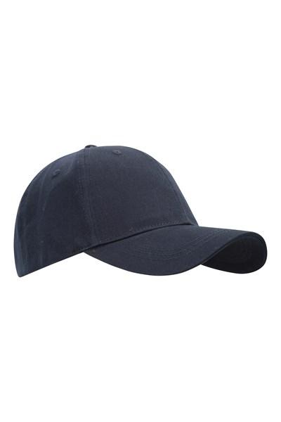 Mens Baseball Cap - Navy