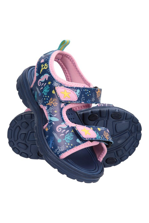 Sand Kids Sandals - Blue