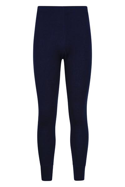 Talus Mens Base Layer Pants - Navy