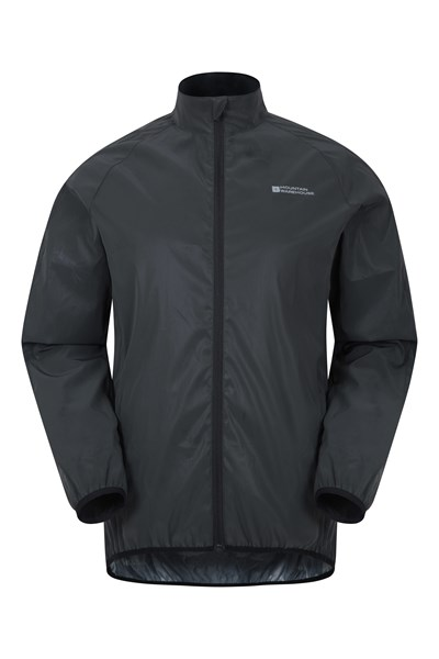 360 Reflective Mens Jacket - Charcoal