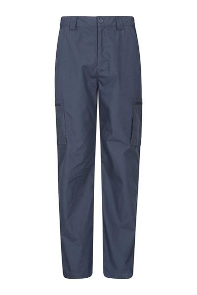 Trek II Mens Trousers - Dark Blue
