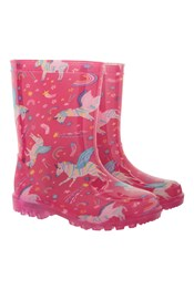 Splash Junior Flashing Lights Wellies