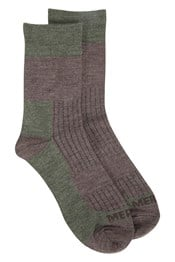 Lightweight Merino Mens Walking Socks