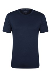 Echo Melange Mens Recycled T-Shirt