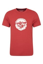 T-shirt Off the Beaten Track homme