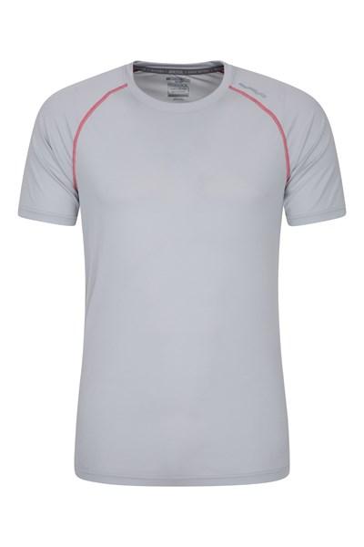 Aero II IsoCool Mens T-Shirt - Grey