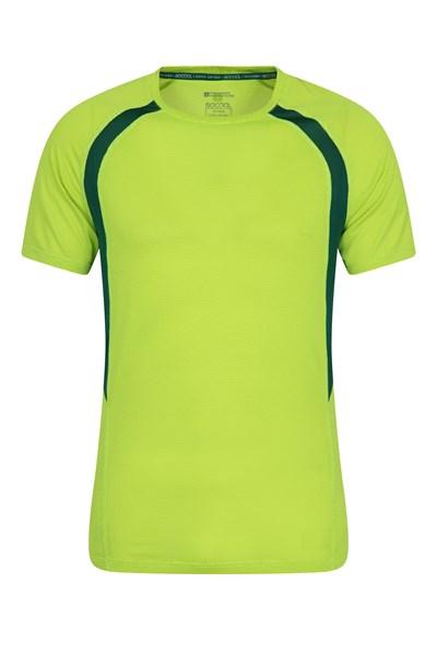 Bryers IsoCool Mens T-Shirt - Green