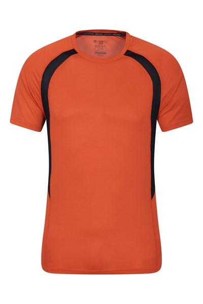 Bryers IsoCool Mens T-Shirt - Orange