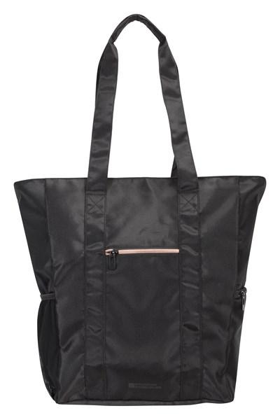 Spirit 2-in-1 Tote-Backpack - Black