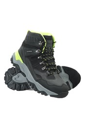 Hike Mens Waterproof Recycled Boots