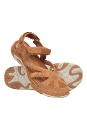 Sussex Womens Covered Sandals