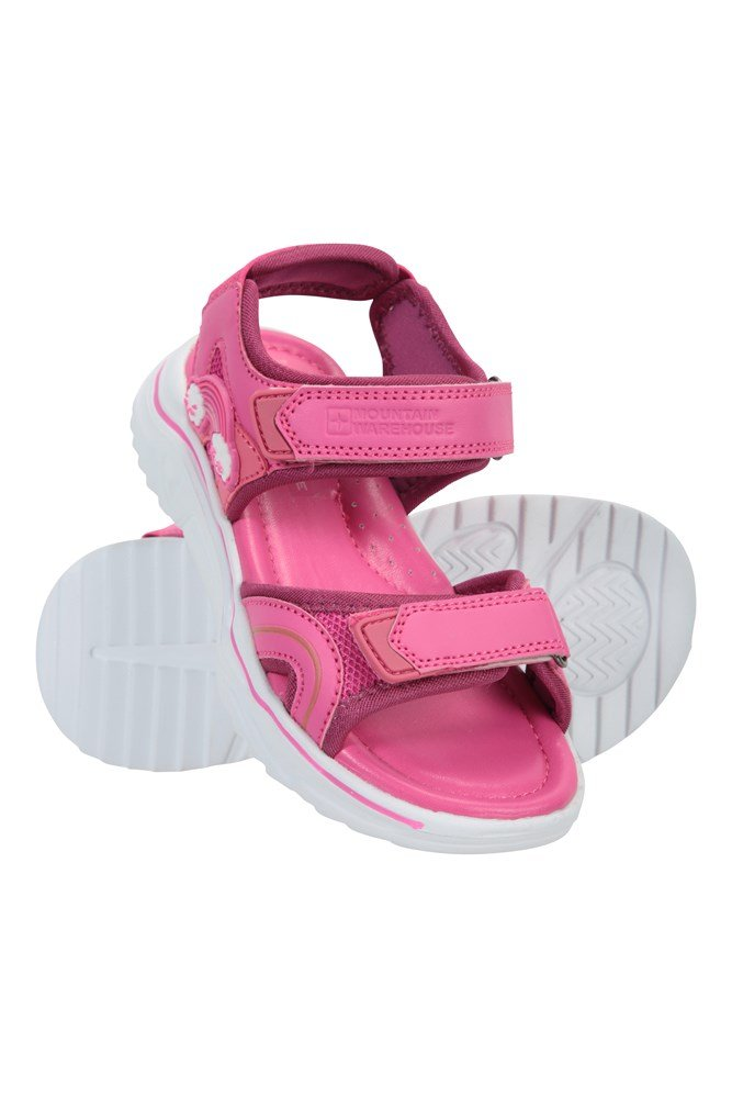 Character Toddler Sandals - Pink