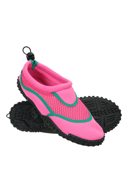 Chaussures aquatiques Bermuda ajustables - Rose