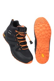 Kids Softshell Vibram Walking Boots