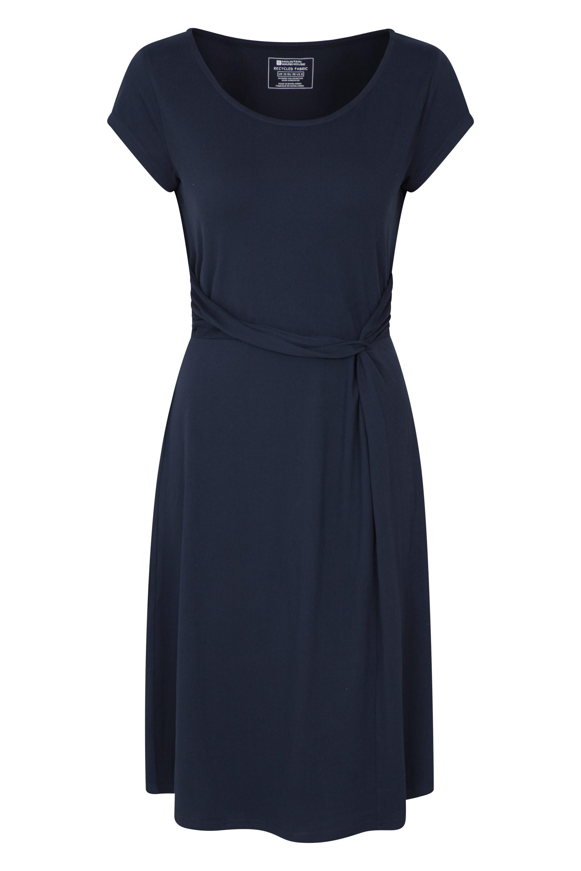Spirit Recycled - sukienka damska - Navy