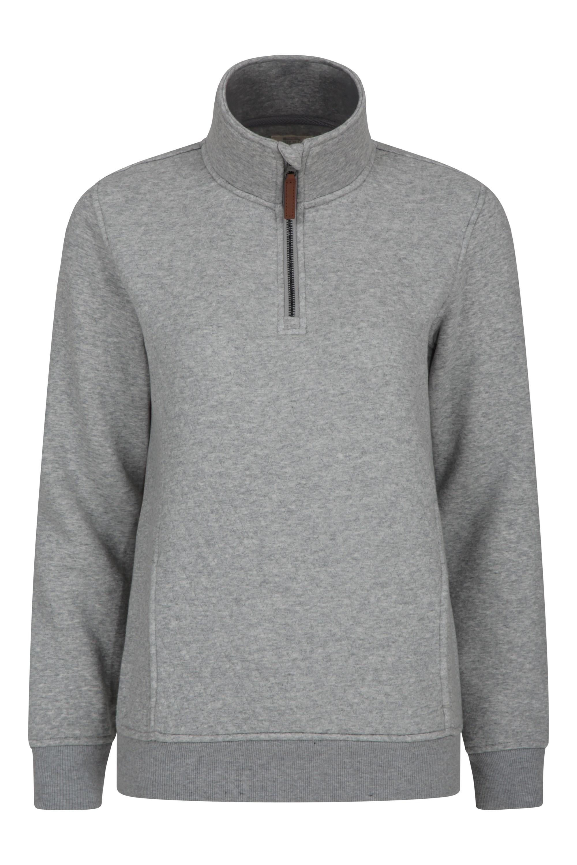 Ramble - sweter damski - Grey