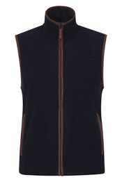 Rove Mens Fleece Gilet