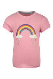 Rainbow Kids Organic Cotton T-Shirt