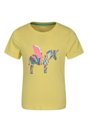 Zebracorn Kids Organic Cotton T-Shirt