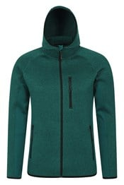 Treston Mens Hooded Fleece
