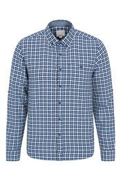 Camisa Driftwood Check Hombre
