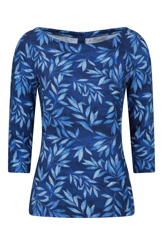 Exeter - koszulka damska z bawełny organicznej -