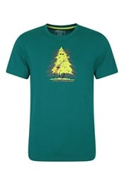 Spruce Springsteen Mens Organic Cotton T-Shirt