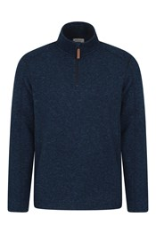 Idris Half-Zip Fleece Herren