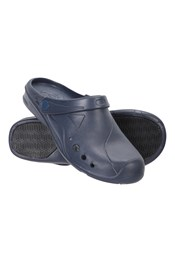 Womens Lightweight Slip-On Clogs