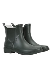 Womens Ankle Rubber Boots