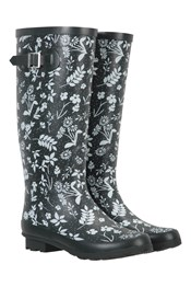 Womens Tall Height Rain Boots