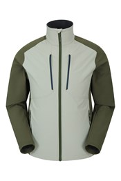 Recycled Compass Explorer Mens Softshell Jacket