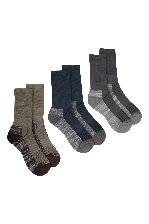 Mountain Lightweight Kids Trousers - Grey