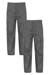 Active Kids Trousers Multipack