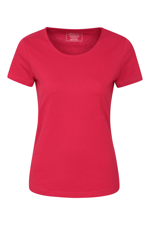 Easy Organic - t-shirt damski - Red