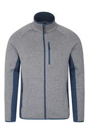 Treston Mens Full-Zip Fleece Jacket