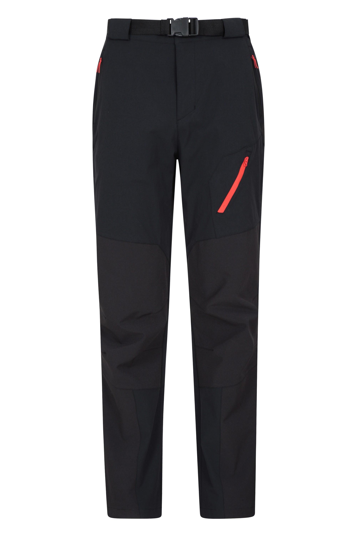Mountain Warehouse Men Forest Trekking Trouser Short Technical Trousers