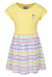 Poppy Organic Cotton Kids Dress