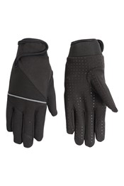 Pace Womens Reflective Running Gloves