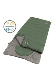 Outwell Contour Lux XL Sleeping Bag - Green