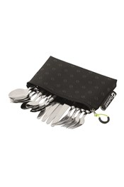 Outwell 4 Person Pouch Cutlery Set
