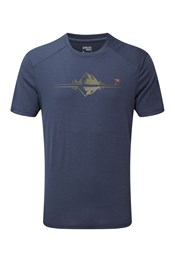 Sprayway Mens Reflective T-shirt