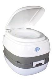 Blue Diamond 16L Flushing Camping Toilet