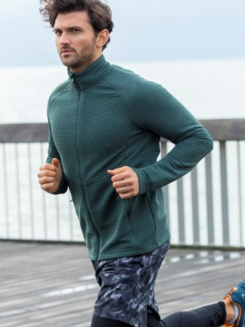 Long Sleeve Fitness Tops