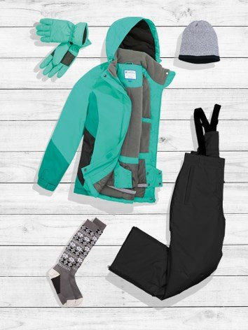 Womens Ski Package
