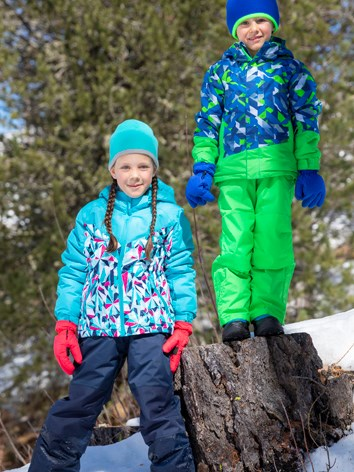 Ski Outfit Packages