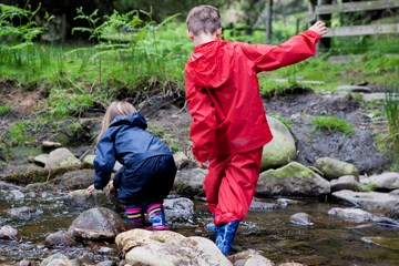 Kids Waterproof Trousers