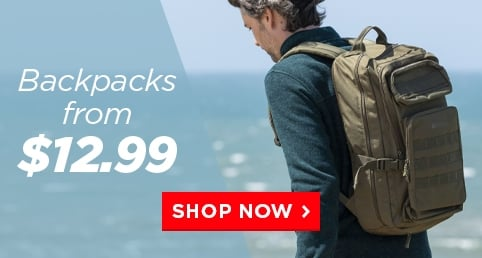 P2: Travel Backpacks