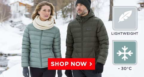 P1: Padded Jackets From $29.99